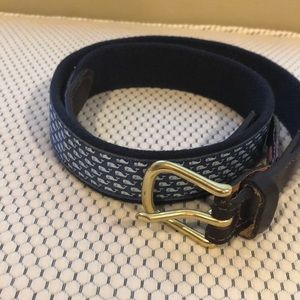 Boys Vineyard Vines Whale Club Belt